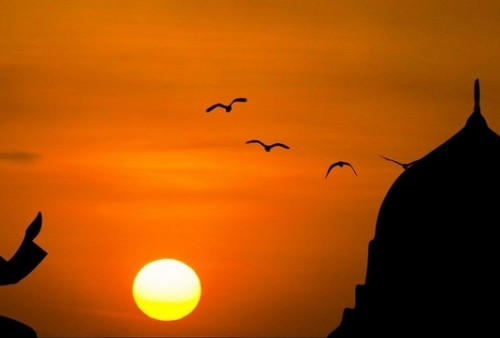 Rajin Salat Dhuha, Siap-Siap Mendapat 7 Pahala dan Manfaat, Salah Satunya Pintu Khusus ke Syurga