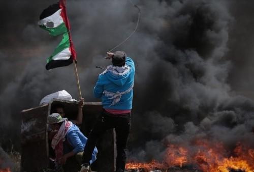 Laboratorium Covid-19 Ikut Jadi Korban Penyerangan Israel, Banyak Nakes Terluka dan Kritis