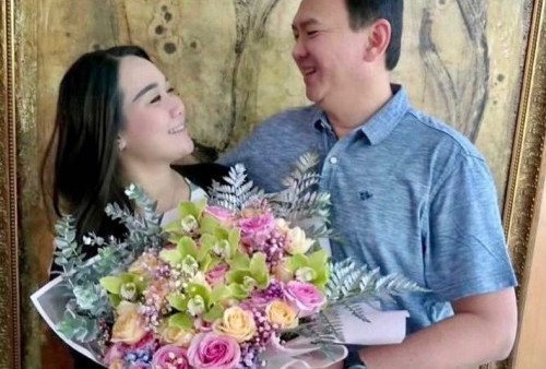 Tuliskan Surat Dengan Kata Romantis Saat Ultah Puput ke-24, Ahok Bikin Netizen 'Baper'