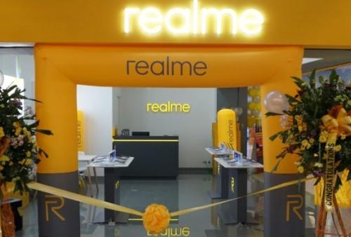 Realme Raih Top 6 Global Smartphone, Brand Favorit Anak Muda Disaat Pademi
