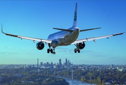 Sudah Disetujui, Pemerintah Tunda Penerbangan Charter dari Luar Negeri Selama Pelarangan Mudik
