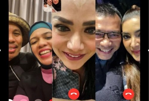 Gegara Krisdayanti Tak Didamping Raul Lemos, Netizen: Pasangan Mimi KD Mana?